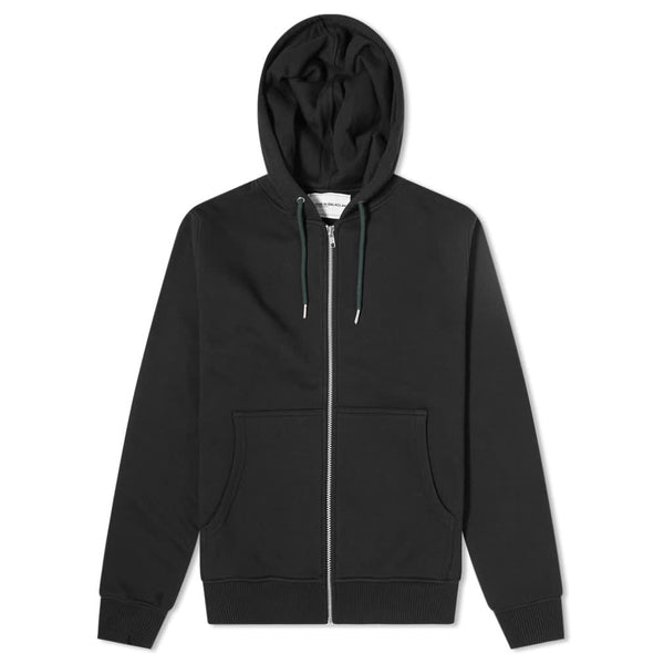 Youths in Balaclava Hooded Sweatshirt with Y Zipper