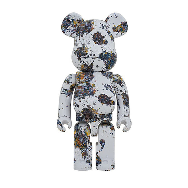 Medicom Toy BE@RBRICK Jackson Pollock SPLASH 1000%