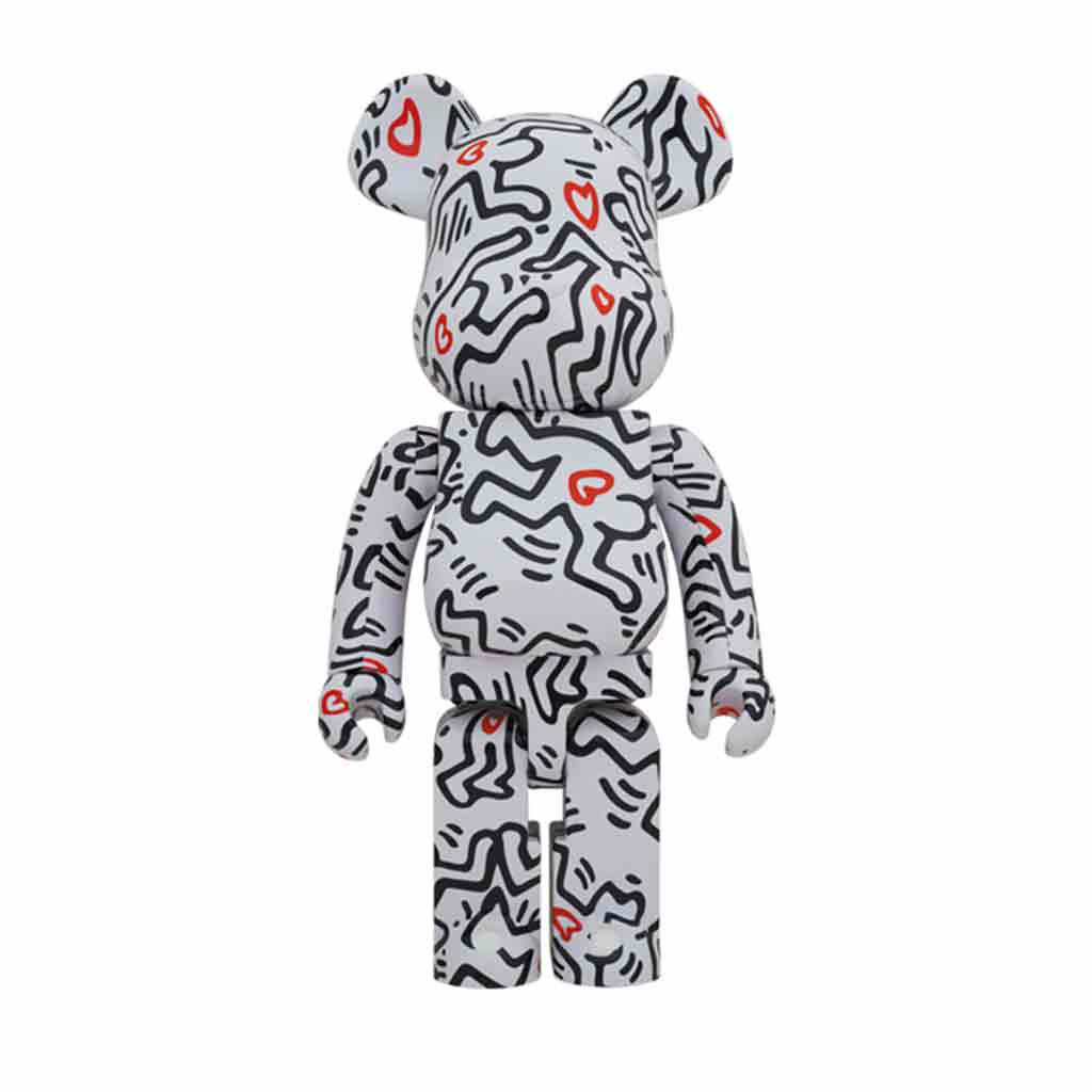 Medicom Toy BE@RBRICK x Keith Haring #8 1000%