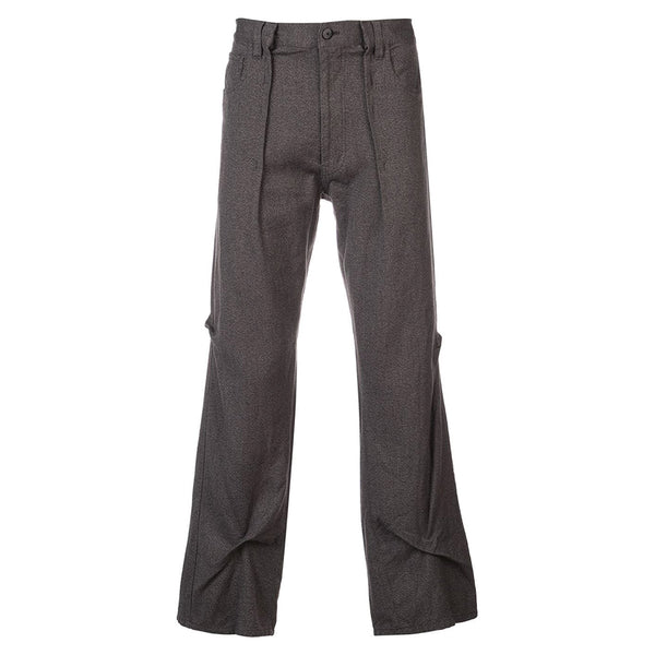 visvim Muir Pants (Linnen / Wool / Cotton Twill) Charcoal