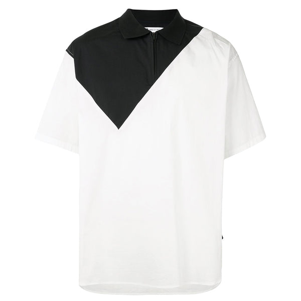 Men's Swim Woven Polo