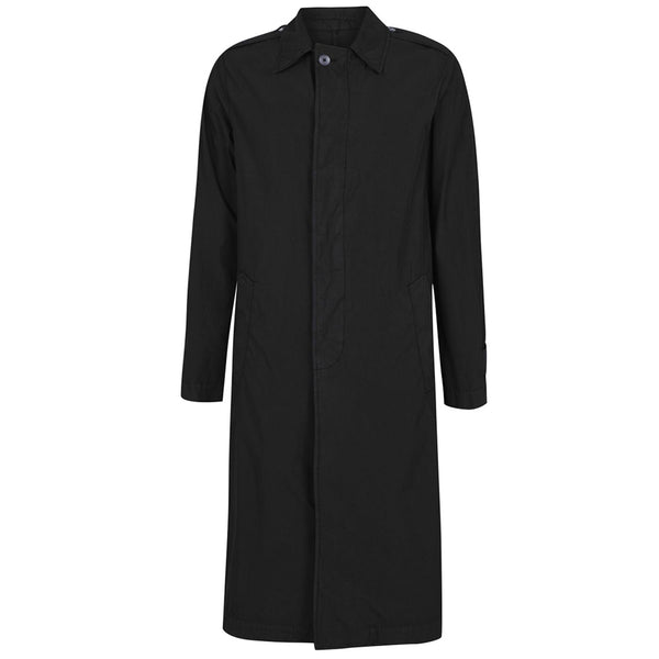 Dries van Noten Reggie Coat Black
