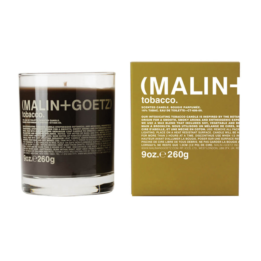 (MALIN+GOETZ) Tobacco Scented Candle