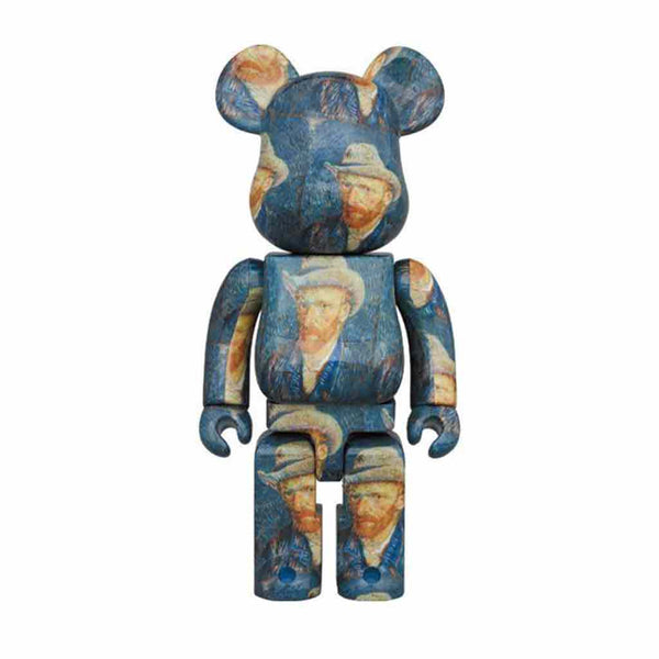 Medicom Toy BE@RBRICK Vincent Van Gogh Museum Self Portrait 1000%