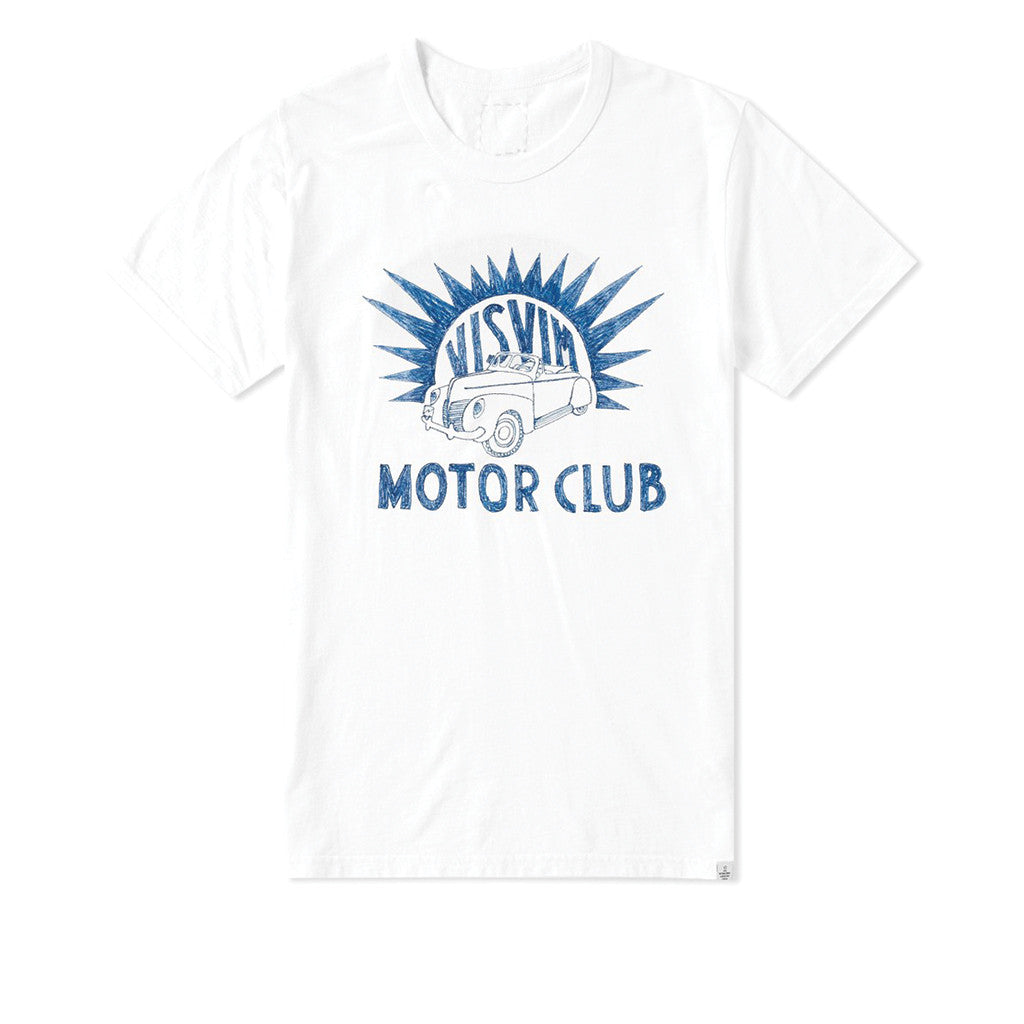 visvim Motor Club T-Shirt