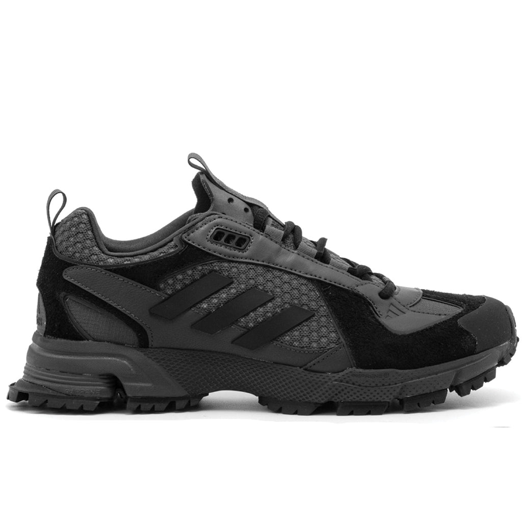 GR-Uniforma x adidas BW18 MID Sneakers in Black