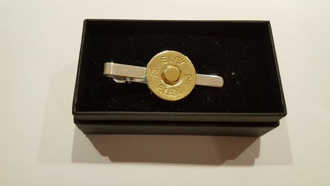 Tie Clip with cartridge end
