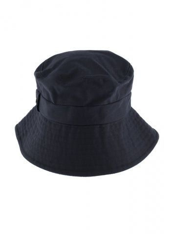 Dents Waxed Cotton Hat with Abraham Moon Underside