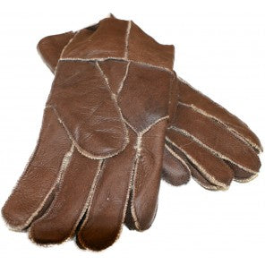 Mens Genuine Leather Gloves