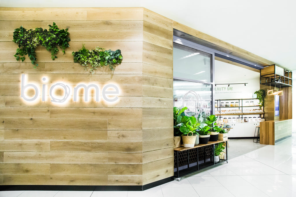 A Q&A with BIOME on TerraCycle, their exclusive recycling option in store.