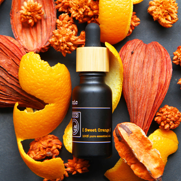 Laundry Tonic 'Sweet Orange' - 20ml: 100% Pure Essential Oil