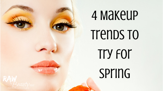 4 Makeup Trends to Try for Spring