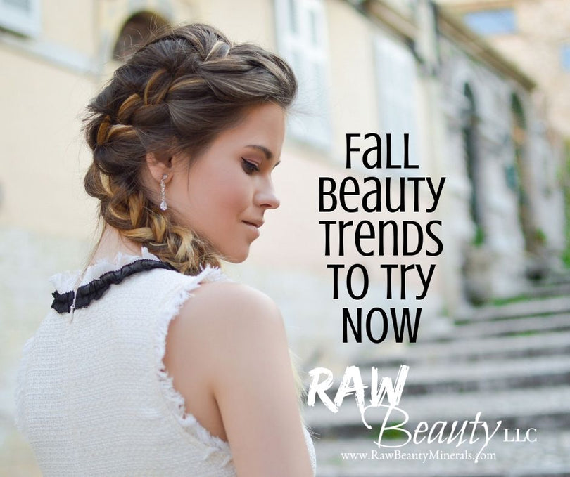Fall Beauty Trends to Try Now