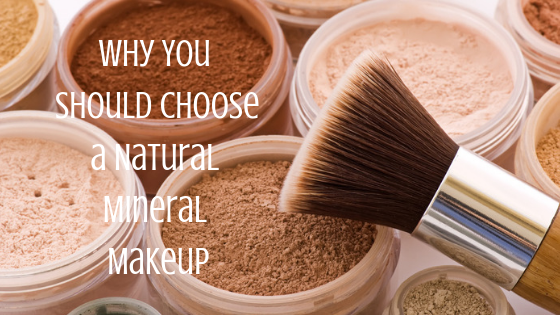 Why You Should Choose Natural Mineral Makeup