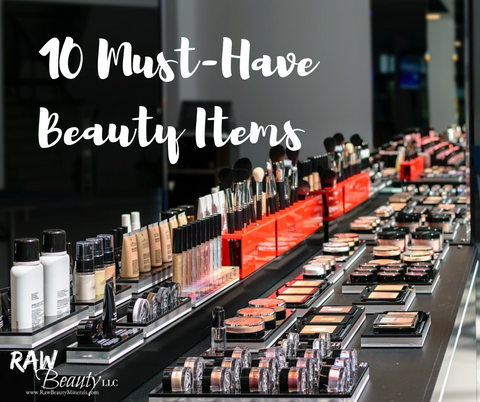 Top 10 Beauty Products Every Girl Should Have in her Makeup Bag