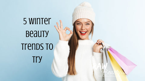 5 Winter Beauty Trends to Try