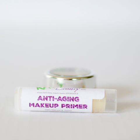 anti aging makeup primer for summer heat