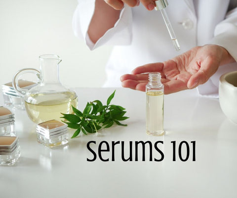 all about facial serum you need to know by raw beauty minerals