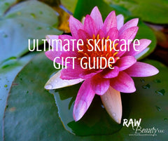 ultimate skincare gift guide for hard to shop for gift natural beauty