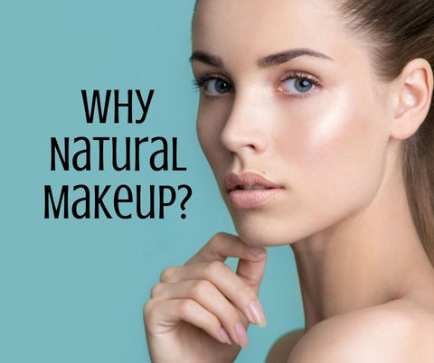 why wear natural makeup from raw beauty minerals