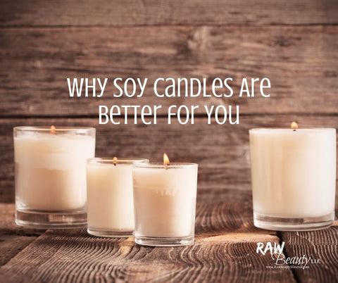 Why Natural Soy Candles Are Better for You