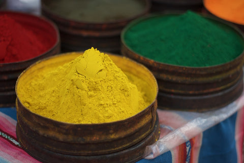Natural Iron Oxides | Mineral Makeup Colorant | Natural Colors