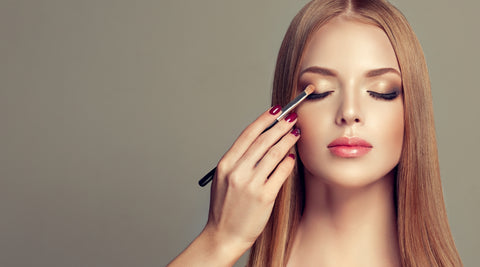 how to apply eyeshadow like a rock star