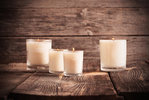 natural american grown soy candles for clean burning candle in your home raw beauty minerals