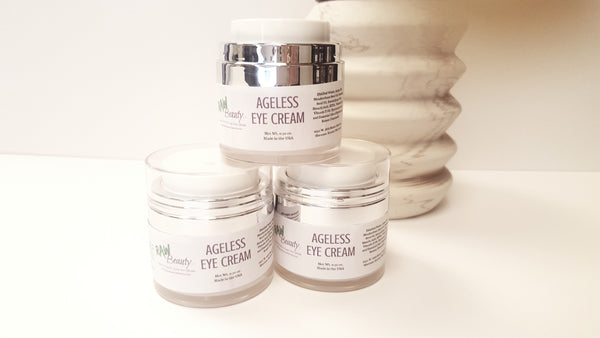 Natural Eye Cream | Vegan & Cruelty Free Face and Eye Cream