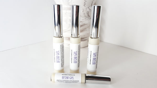 Clear Brow Gel | Clear Mascara