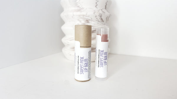 zero waste lip balm all natural ingredients vegan and cruelty free