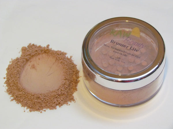 Natural Bronzer for All Skin Types
