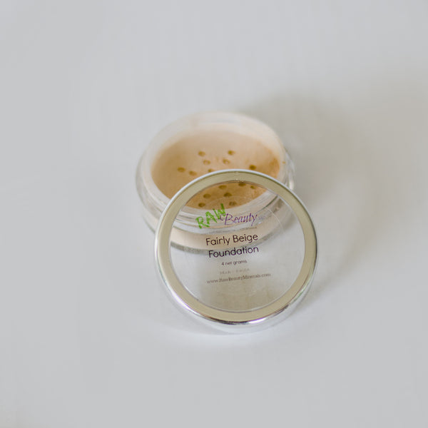 natural foundation powder and vegan makeup for wholesale or private label low minimums