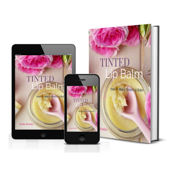 Ebook- Make Your Own Tinted Lip Balm