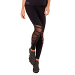 Aline Leggings with Black Mesh by Bia Brazil