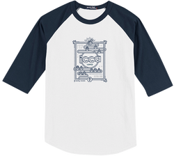 2017 ICCA Ultra Fan Baseball Tee