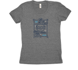 2017 ICCA Ultra Fan T-Shirt Grey
