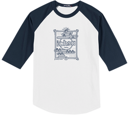 2017 ICHSA Ultra Fan Baseball Tee