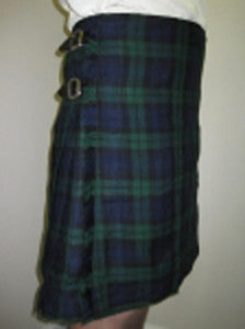 Black Watch Formal Tartan Kilt
