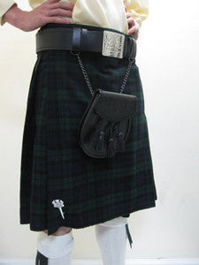 Black Watch Affordable Tartan Kilt