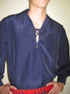 Navy Blue Ghillie Shirt