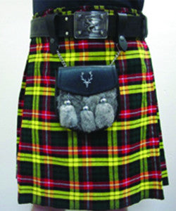 Buchanan Affordable Tartan Kilt