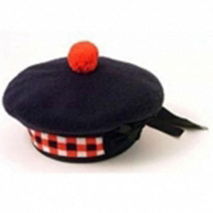 Diced Balmoral Hat