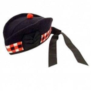 Diced Glengarry Hat