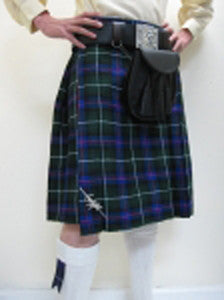 Duncan Affordable Tartan Kilt