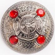 Firefighter Brooch