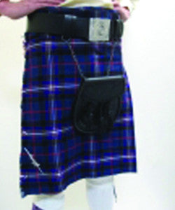 Freemason Formal Tartan Kilt