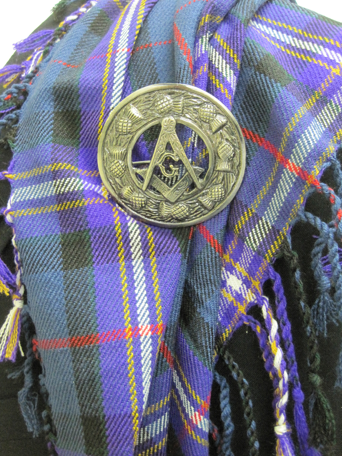 Freemason Fly Plaid