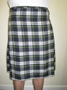 Gordon Dress Tartan Affordable Kilt