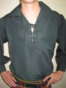 Green Ghillie Shirt